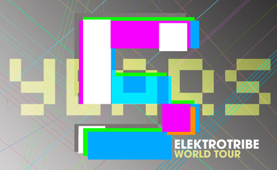 5 YEARS ELEKTROTRIBE TOUR