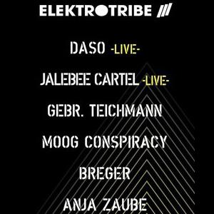 Elektrotribe Summer Tour : Berlin